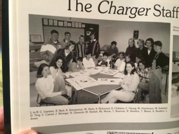 Charger Staff